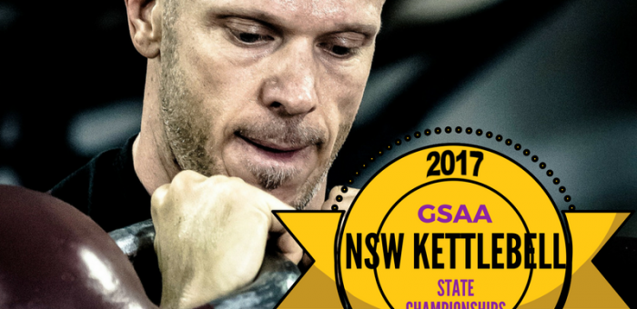 NSW State Kettlebell Championship