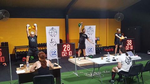 NSW State Kettlebell Championships Results